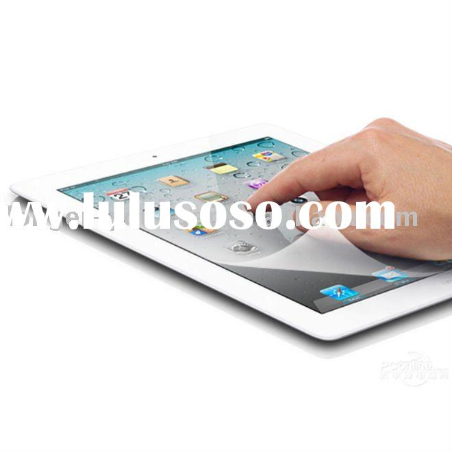 LCD screen protector for IPAD 2