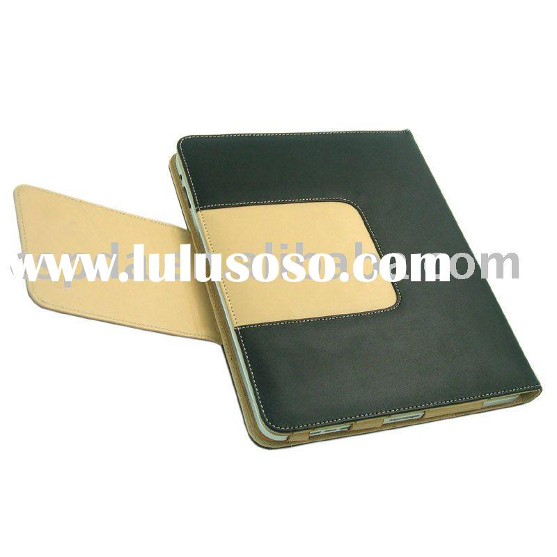 Leather case cover for ipad ,pouch case for ipad,hard case for ipad