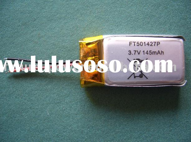 Lithium Polymer Battery (Rechargeable Battery)