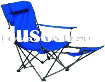 Lounge Chair with footrest/Beach chairs/outdoor furniture