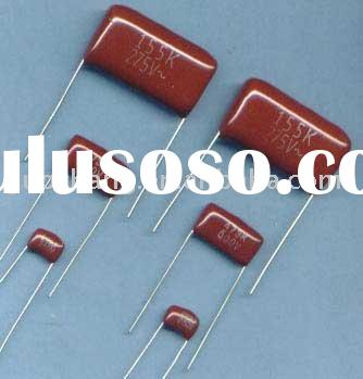 MEF Metallized Polyester Film Capacitor