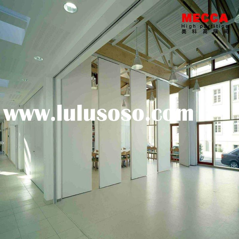 MII folding partition walls