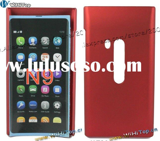 Matte Back Cover Hard Case for Nokia N9 / Different Colors