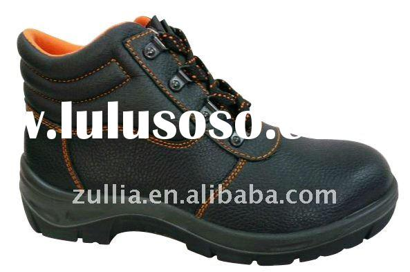 Men Steel Toe Work Shoe