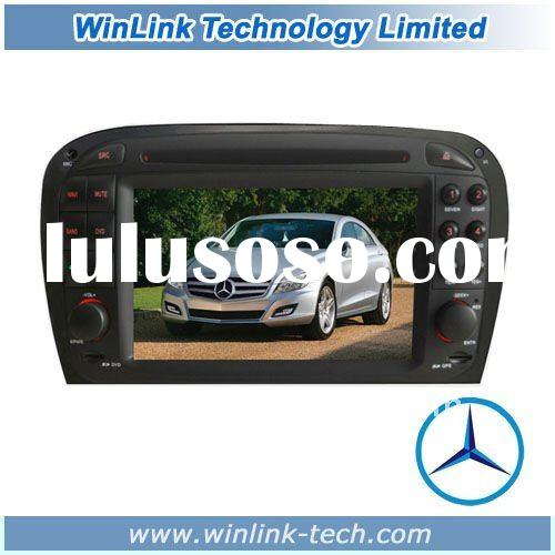 Mercedes BENZ SL R230 CAR DVD GPS Navigation With TMC With DVB-T MPEG4 or ISDB-T or ATSC-Mh