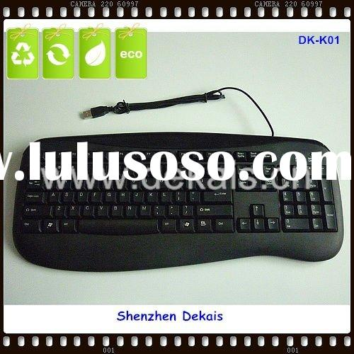 Microsoft USB wired keyboard for office