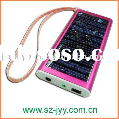Mini Solar Charger For Cell Phone