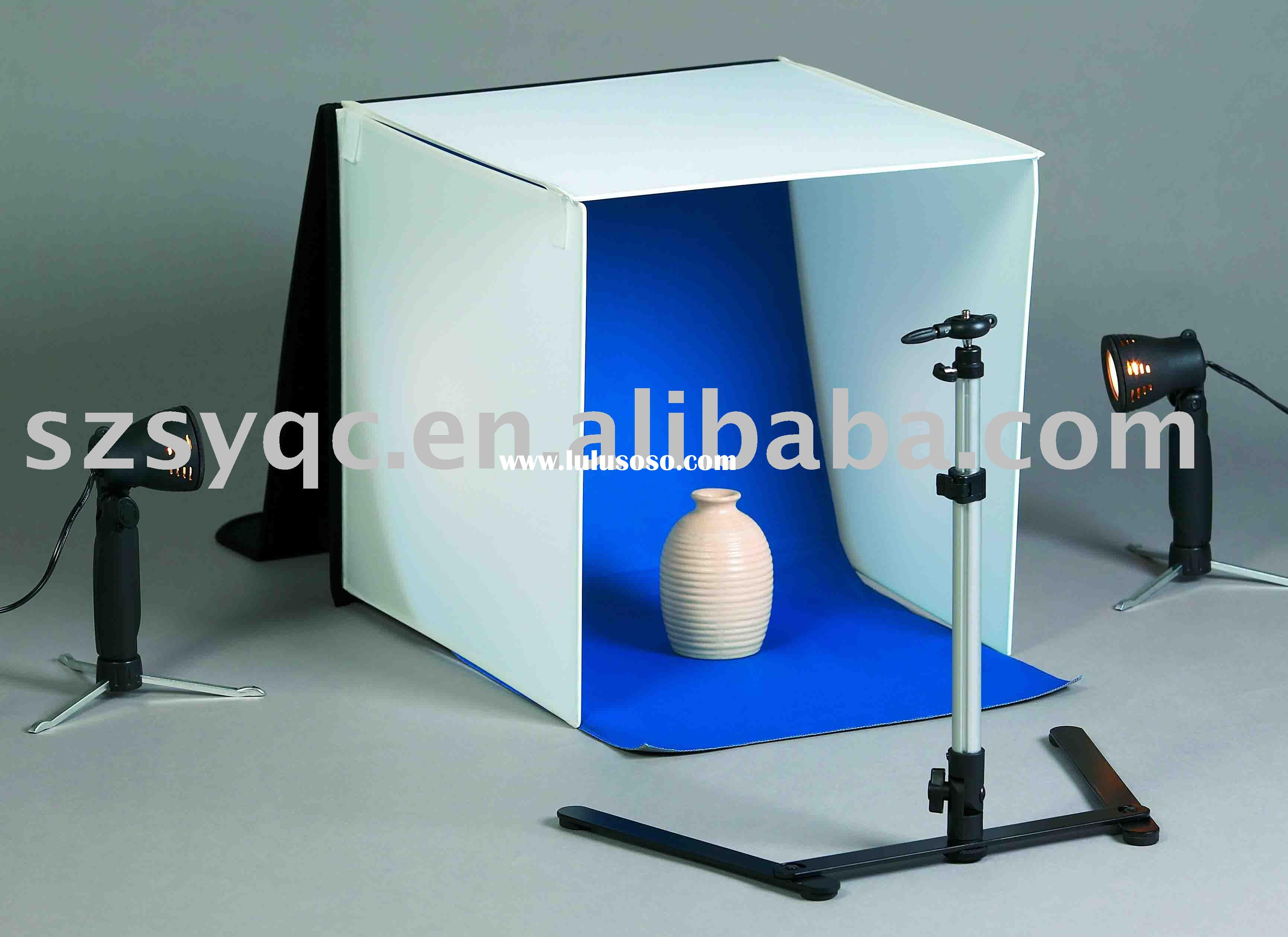 Mini studio light kit