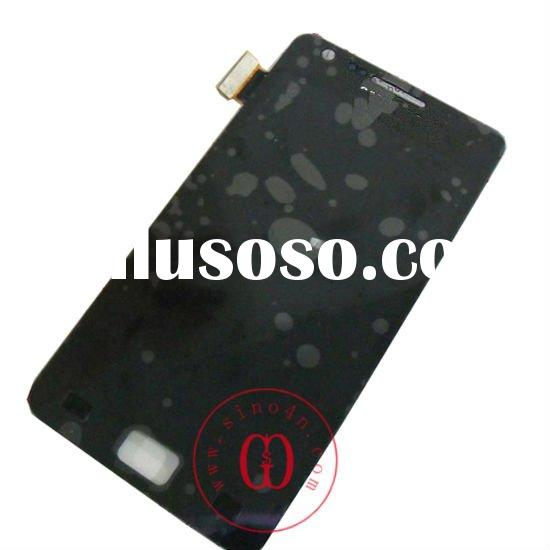 Mobile Phone LCD Screen Display and touch screen digitizer For Samsung Galaxy S2 i9100