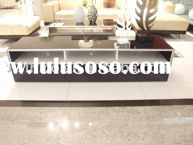 Modern TV table, TV cabinet, solid wood cabinet, living room furniture