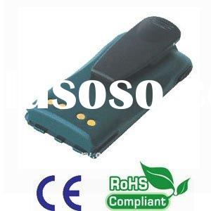 Moto Wireless Interphone Battery Pack (PMNN4018H) for two way radio CT250/450,GP308with Ni-MH