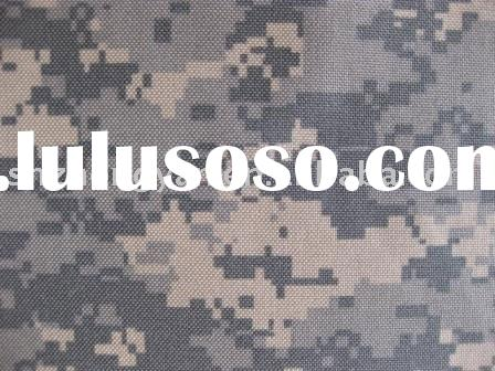 Multicam 1000D coated Nylon Cordura fabric for military bags
