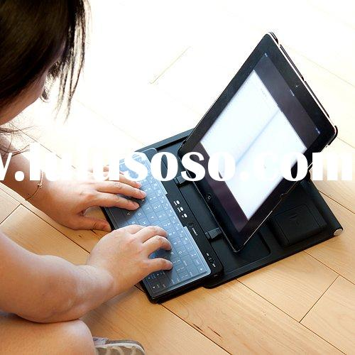 Multifunction design case with keyboard for Apple iPad 2 16gb