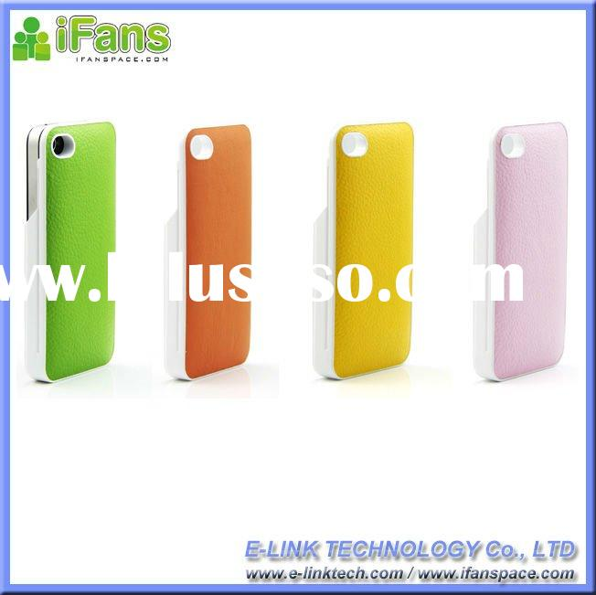NEW iFans Portable Battery Charger for iPhone 4