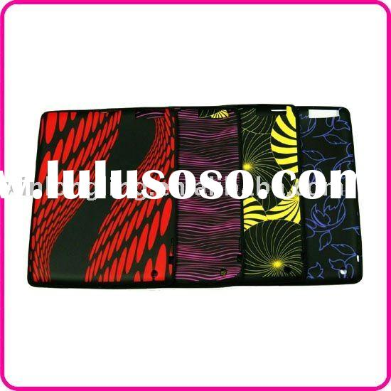 New design embossed for ipad silicone case