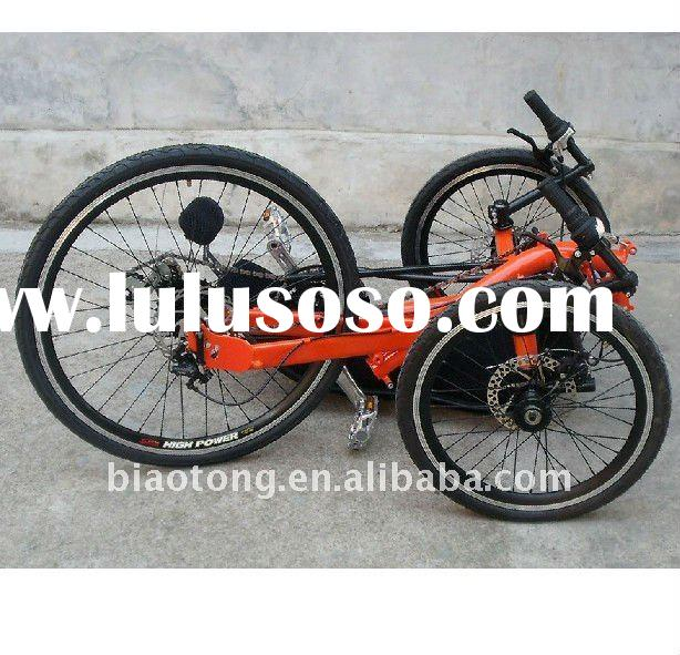 Bikes 3 Wheels New design folding wheels