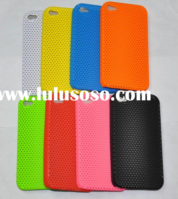 New hard plastic protector Case for Apple iPhone 4 4G