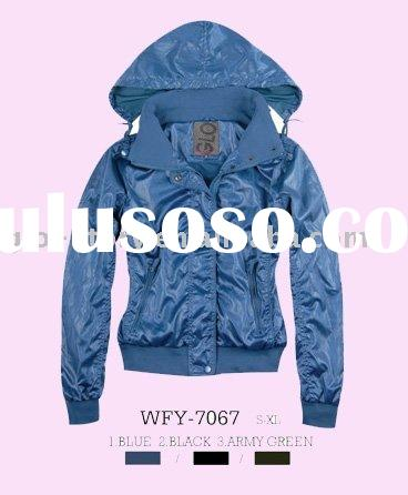 Newest women jacket for autumn(WFY-7067)
