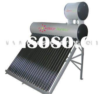 Non Pressure Turkish Solar Water Heater (Air Vent In A.S. Tank)