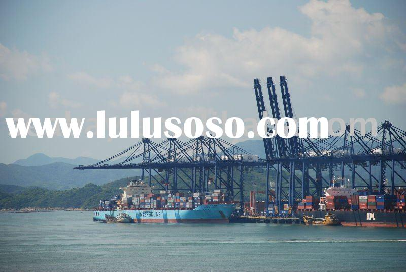 Ocean freight,Sea freight,freight forwarding from China to Novosibirsk,Russia