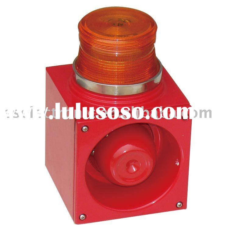Outdoor Siren and Strobe Light for boat, Ship ,gantry cranes