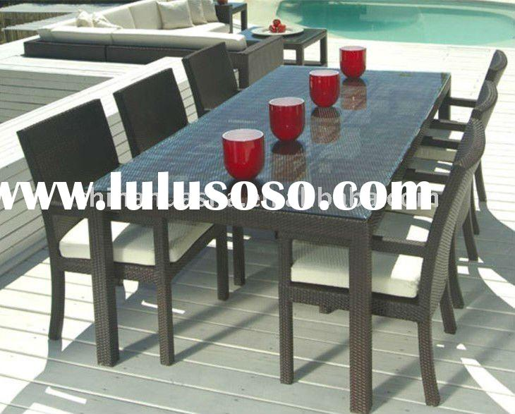 Scottsdale 7pc Dining Outdoor Patio Furniture Set