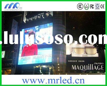 P10 full color outdoor led matrix displays for advertising