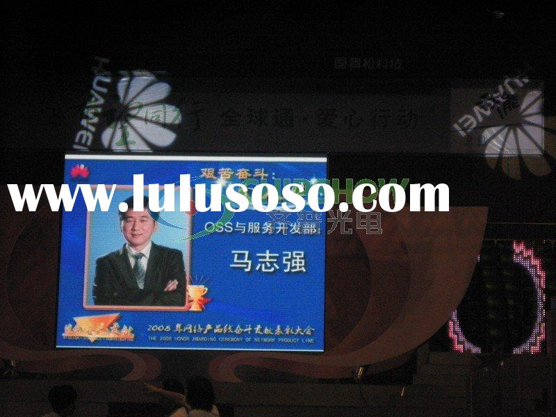 P7.62 full color Indoor led display screen