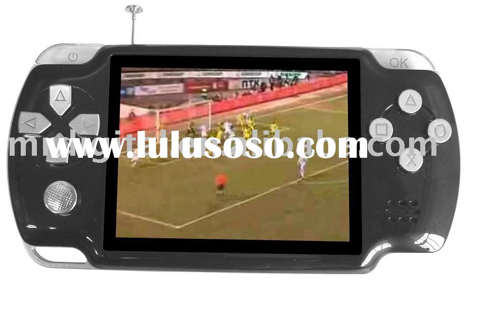 "PMP, TV MP4 player with 3.5"" TFT Screen amd NES game function,1.3MP camera, MP4, MD-928A"