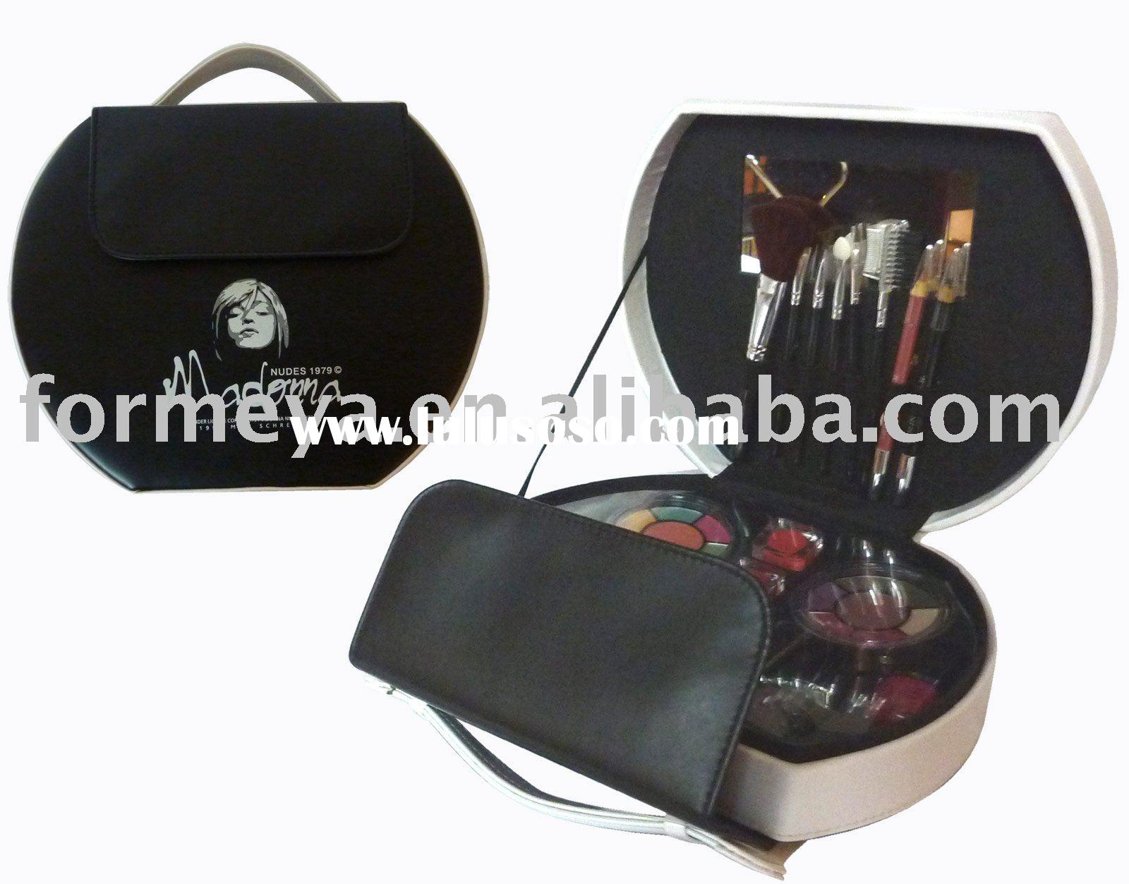 PVC cosmetic bag and case