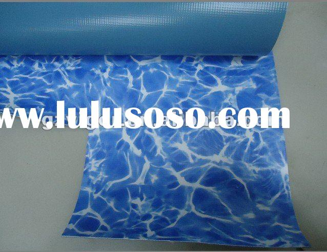 PVC pool liner of swimming pool,swimming pool liner,inground swimming pool liner
