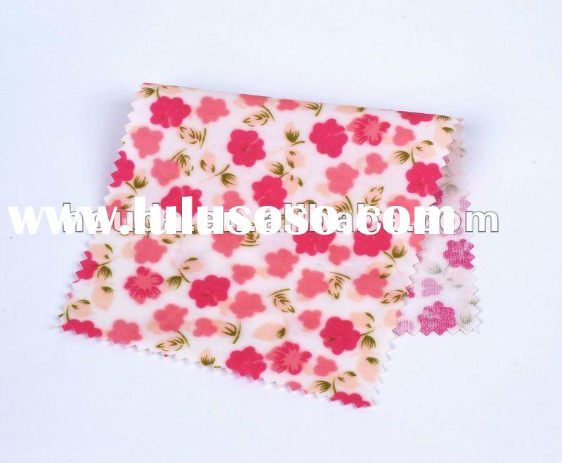 PVC print cotton fabric