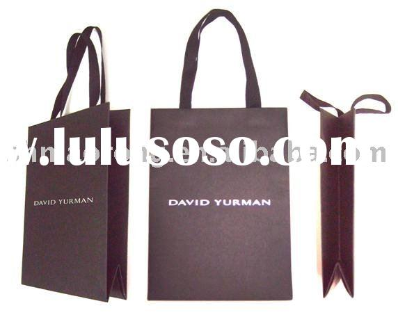 Paper Gift Shopping bags