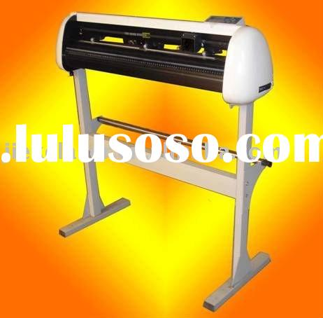 Paper plotter sticker cutting and printing machine
