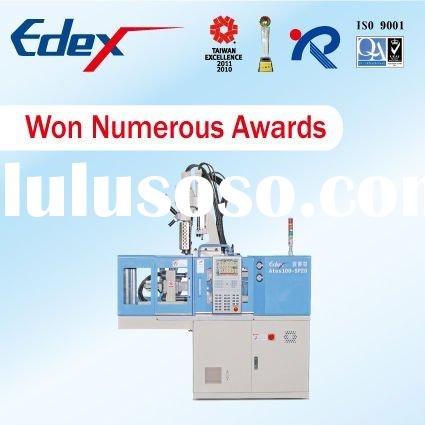 Parting Line Plunger Type Micro Injection Molding Machine
