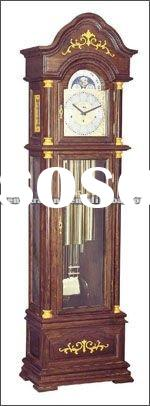 Pendulum Floor Clocks Mechanical Pendulum Clock Wooden Floor Clock Floor Standing Clock Grandfather