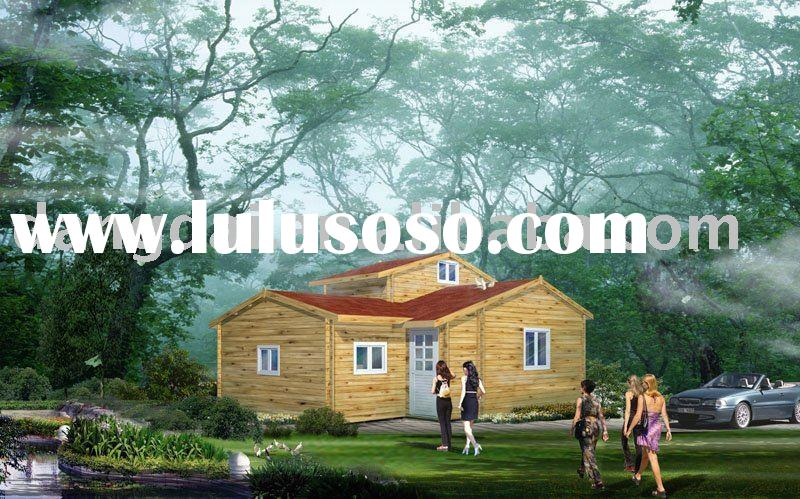 Prefabricated Wooden House Prefabricated Wooden House