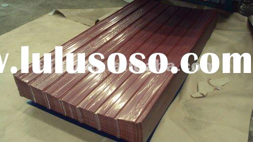Prepainted Profiled Steel Roofing Sheet/Color Steel Sheet/Profiled Steel SheetsYX10-130-910