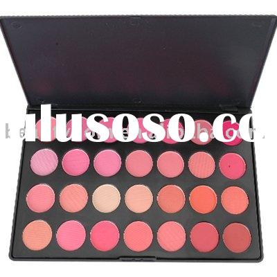 Professional 28 Colors Blush Palette, High Quality