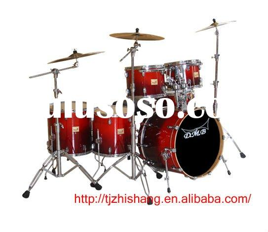 Professional 6pcs Jazz drum set