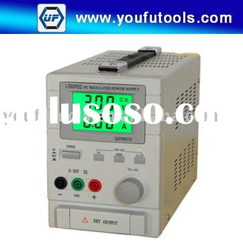 QJ3005 30V.5A Adjustable DC Power Supply
