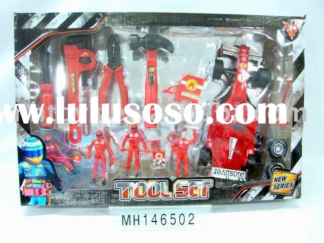 REPAIR FIELD OF THE RACING CAR(RACING CAR+TOOL SET)