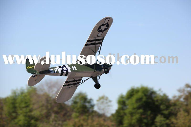 R/C airplane Piper J3 Cub