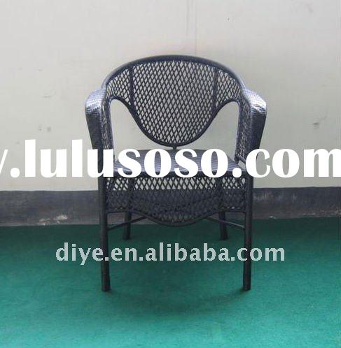 Rattan wicker chair, outdoor furniture GC1107