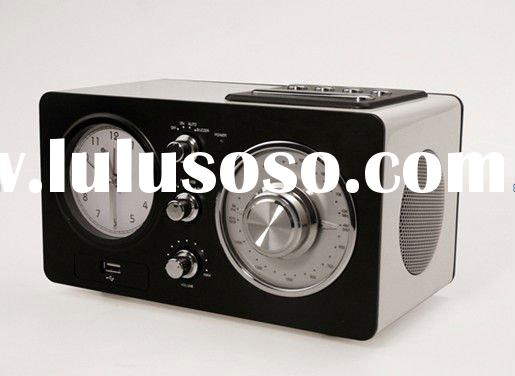 retro alarm clock radio retro alarm clock radio. Black Bedroom Furniture Sets. Home Design Ideas