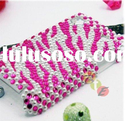 Rhinestone/Bling Diamond Faceplate/Case Cover For SAMSUNG i9000 GALAXY S (Accept paypal)