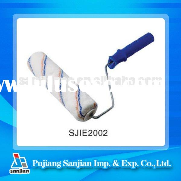 SJIE2002 Cage system Acrylic fabric paint roller brush