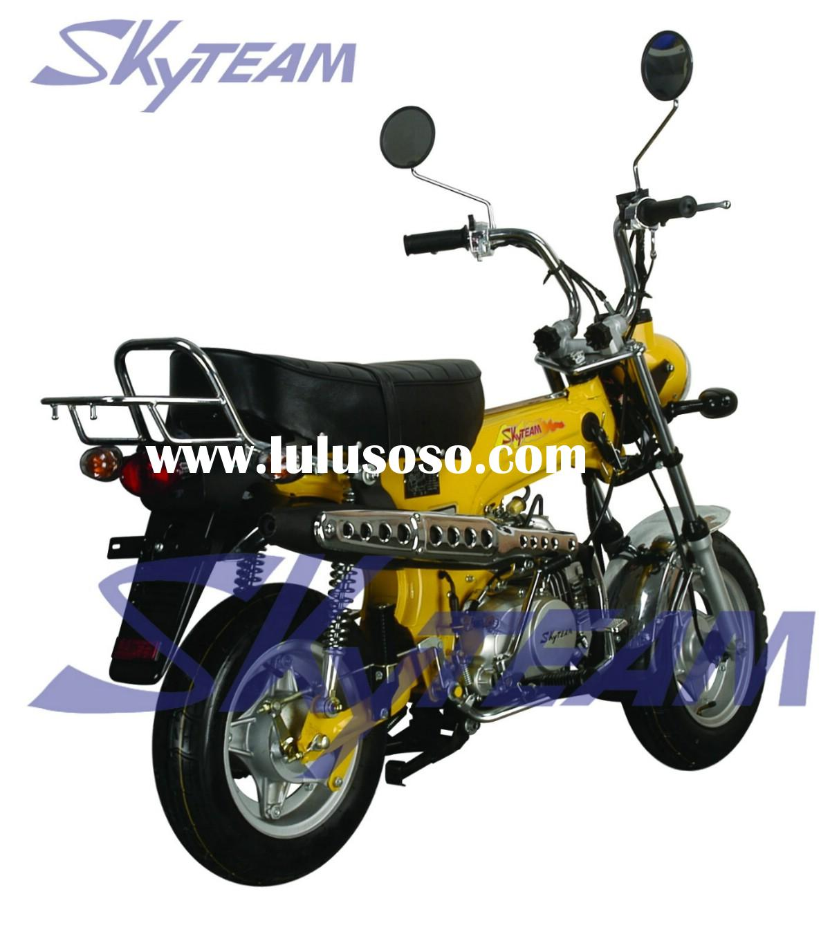 SKYTEAM 50cc 4 stroke dax SKYMAX motorcycle(EEC APPROVAL) with NEW 5.5L BIG FUEL TANK