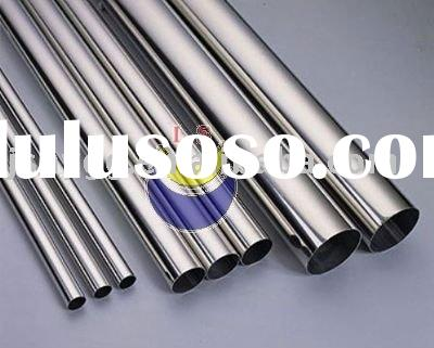 SUS 316L stainless steel pipes