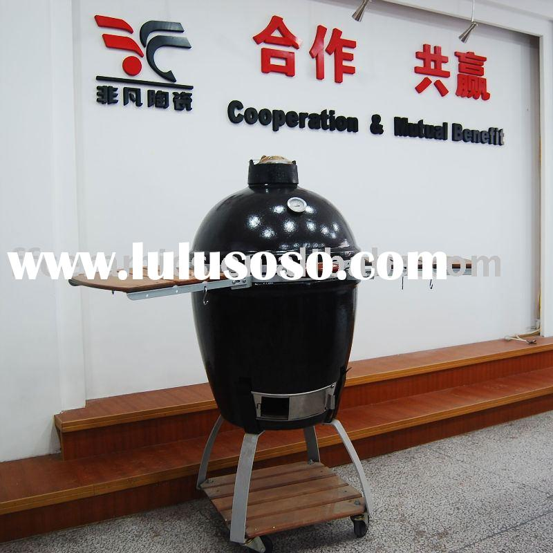 Sell Green Egg Ceramic Oven,for BBQ,for charcoal BBQ